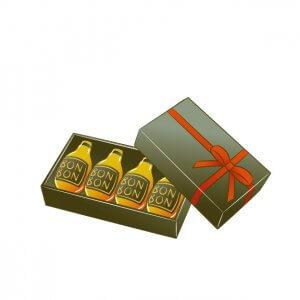 ウイスキーボンボンのイメージ