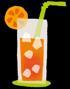 オレンジジュースのイメージ