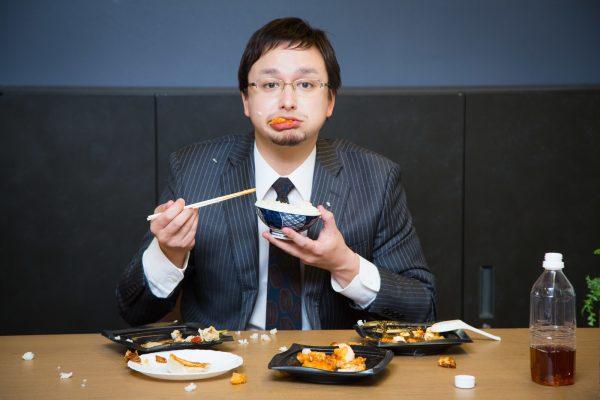 食べ方が汚い 特徴