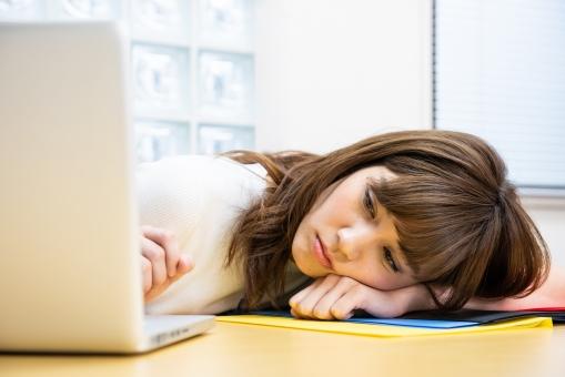 仕事を休めない人の特徴!忙しくても平気で休む人の考え方とは