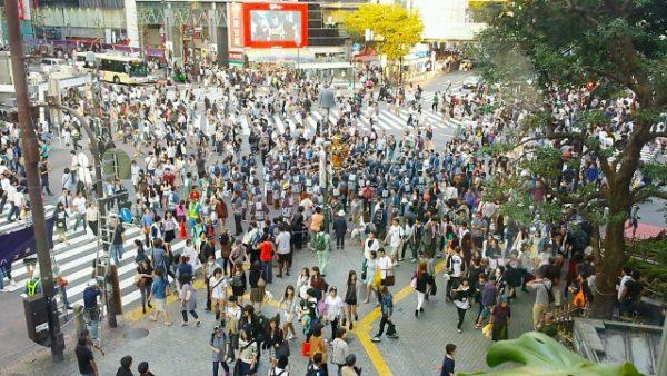 人混みの歩き方のコツ!東京でも通行人とぶつからずに歩く4つの方法