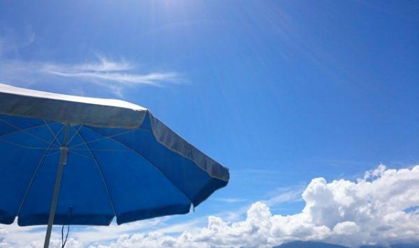 日傘男子デビューにおすすめ!晴雨兼用できる超軽量日傘で熱中症対策