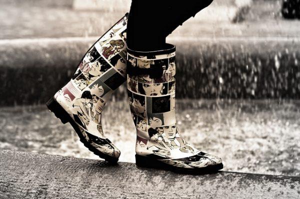 雨の日の通勤で履ける春秋兼用防水ブーツ!おすすめレディースブランド