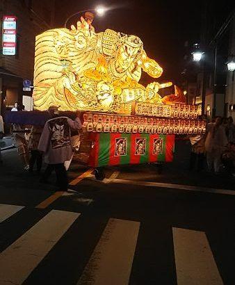 立川羽衣ねぶた祭り2019の見どころ!本場「黒石ねぷた」との比較も