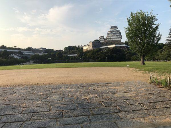姫路駅から姫路城まで徒歩で行く方法19
