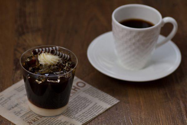 コーヒーゼリーに合う飲み物ベスト5!コーヒーは本当に合わない?