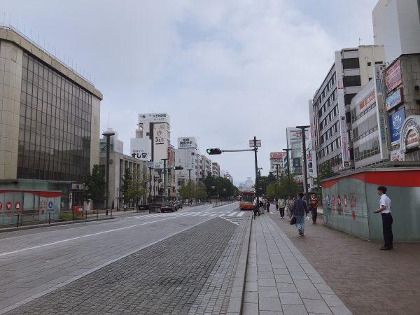 姫路駅から姫路城まで徒歩で行く方法6