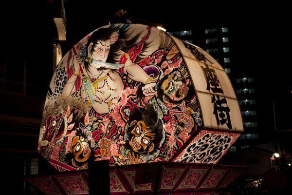 北斎祭り2019の日程・見どころ・アクセス