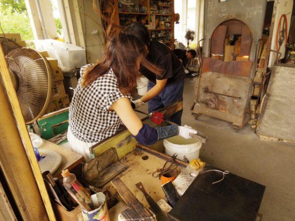 「富士山ロックグラス」に使われている職人のスゴ技