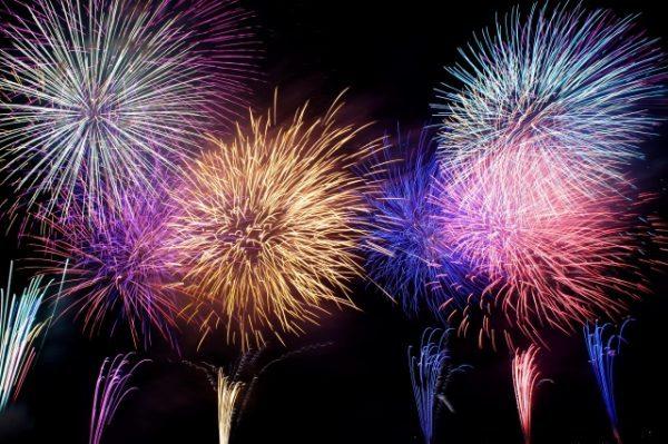 「川崎市制記念 多摩川花火大会2019」の開催場所