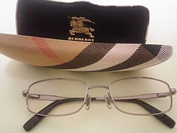 クーレンズでバーバリーのメガネを購入しました