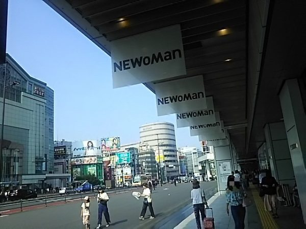 新宿 NEWoMan バスタ新宿