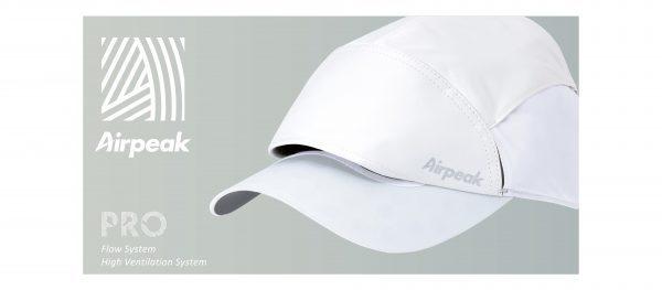 エアピークプロの効果 熱中症対策キャップ
