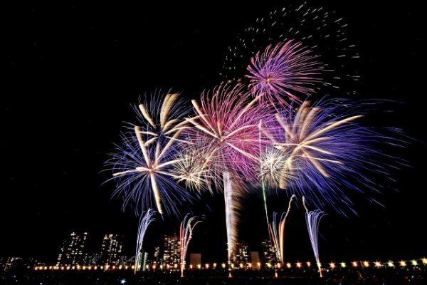 多摩川花火大会2019!川崎会場へのアクセス・駐車場・有料観覧席購入方法