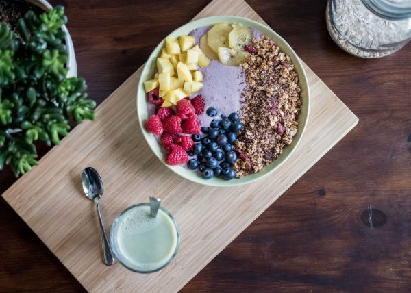 アメリカ発スムージーボウルのレシピ!おいしい作り方と食材の選び方