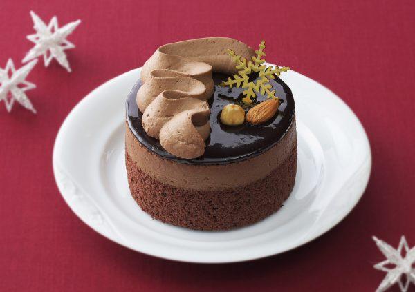 クリスマスケーキ2019 銀座コージーコーナー ベルギーショコラノワール