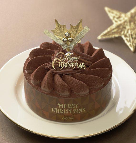 クリスマスケーキ2019 銀座コージーコーナー クリスマスショコラ(5号)