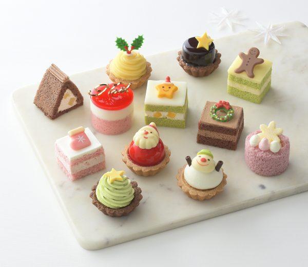 クリスマスケーキ2019 銀座コージーコーナー クリスマスパーティー(9個入/12個入)