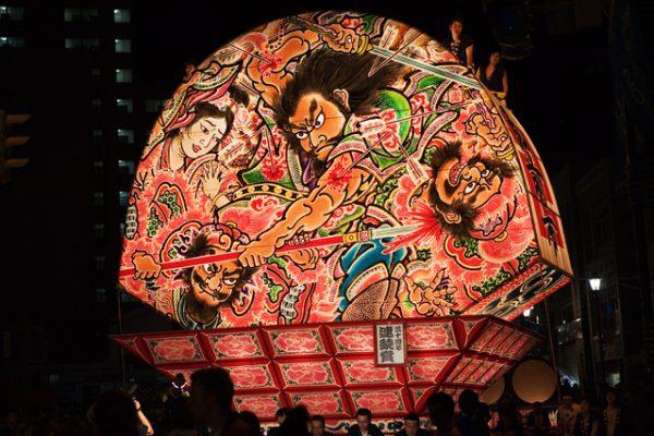 弘前ねぷた 浅草まつり2019の日程と見どころ!浅草でヤーヤドー
