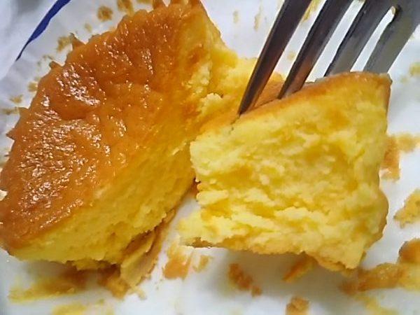 セブン・イレブン「バスクチーズケーキ」を食べた感想