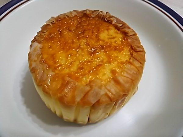 ローソン「バスク風チーズケーキ」の概要