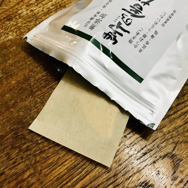 茅乃舎の出汁を使った離乳食