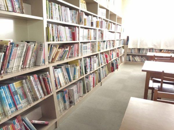 集中できる環境 図書館
