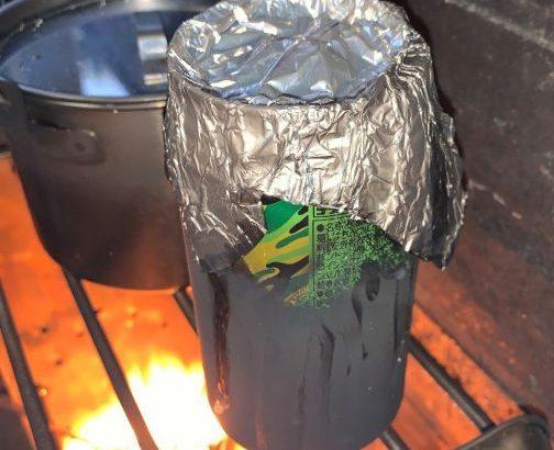 空き缶でご飯を炊く方法!キャンプが楽しめて災害時の練習にも〇