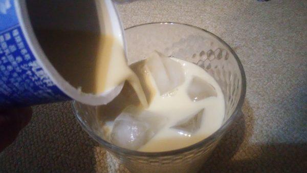 セブン「ジャスミンチーズミルクティー」味の感想