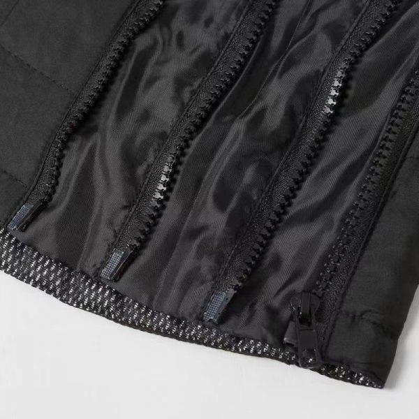 Vinmoriの電熱ジャケット サイズ調整