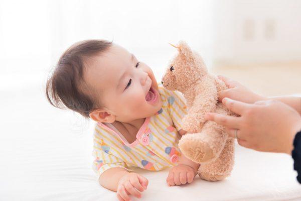赤ちゃんのおもちゃ選びのポイント