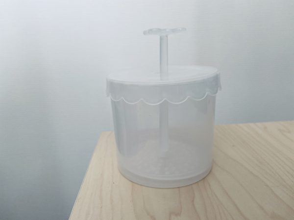 ダイソーの洗顔泡立て器「ほいっぷるん」を使った感想