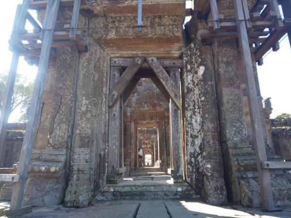 アンコールワット プレアビヒア寺院