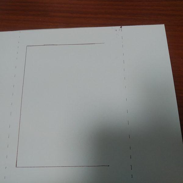 フォトフレーム(写真立て)手順5