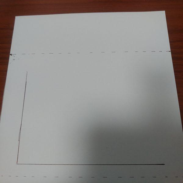 フォトフレーム(写真立て)手順4