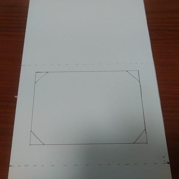 フォトフレーム(写真立て)手順8