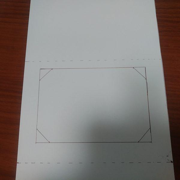 フォトフレーム(写真立て)手順7