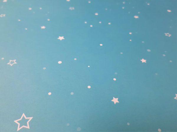 セリア フォトジェニックシート 星