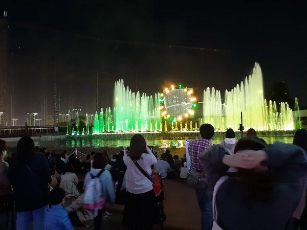 よみうりランド ジュエルミネーション2020 イベント
