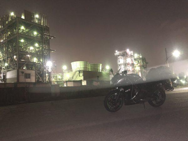 「川崎コンビナート 千鳥町ヤード前」の見どころ