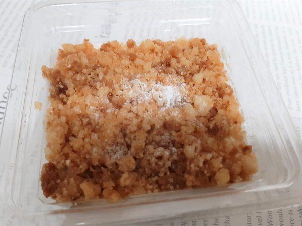 三代目茂蔵豆富 プレミアム生チーズケーキ 感想